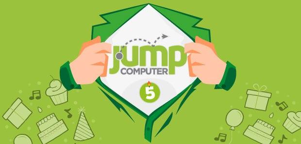 Buon Compleanno Jump Computer