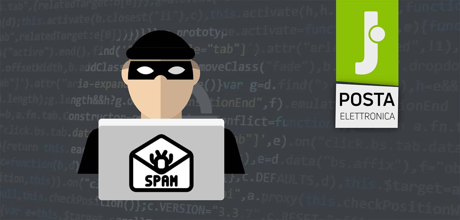 Difendere l'azienda dallo spam via email