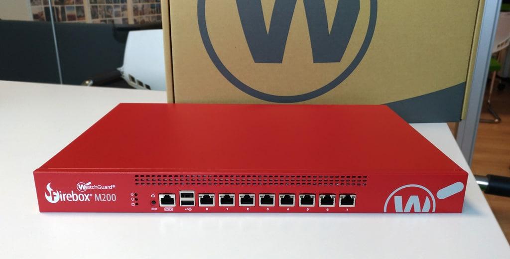 Firewall Watchguard Firebox M200