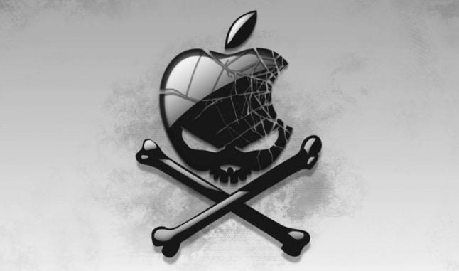 Virus su Apple