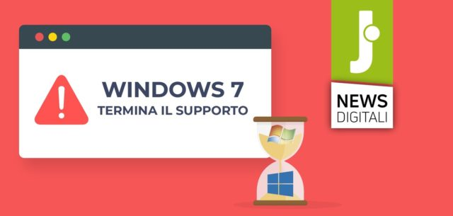 Windows 7, Microsoft termina il supporto: cosa fare?