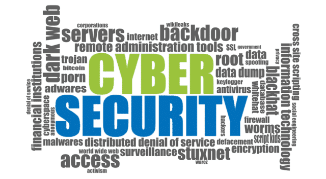 Cyber Security keywords