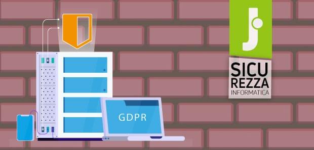 Firewall GDPR