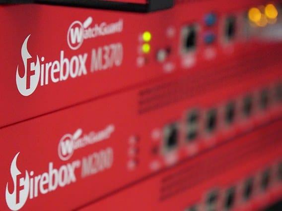 Firewall aziendale Watchguard