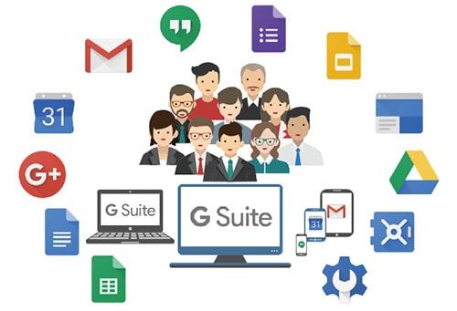 G Suite per la tua azienda