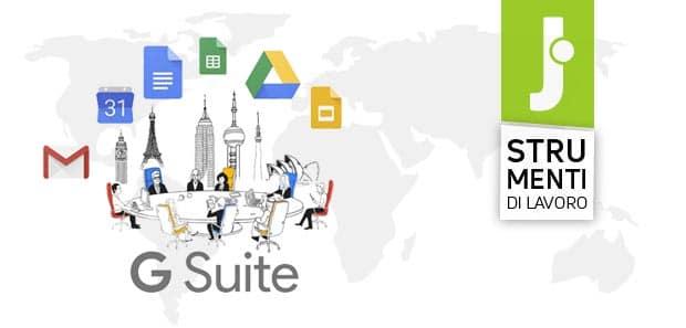 G Suite per aziende