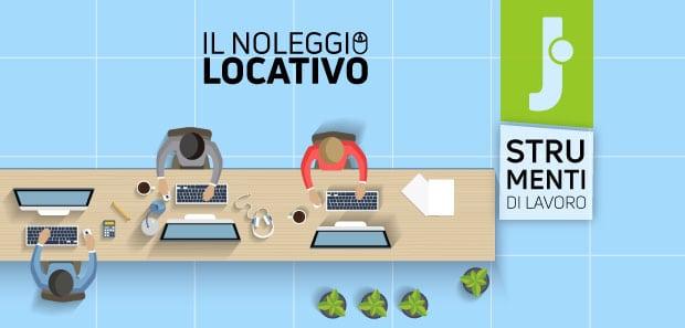 Noleggio locativo, la formula ideale per le PMI
