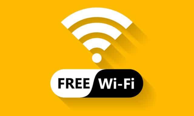 WiFi pubbliche